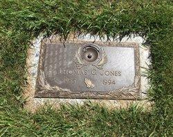 Thomas G Jones