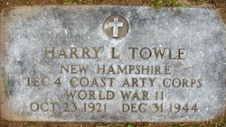 Harry Leland Towle