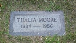 Thalia <I>Thompson</I> Moore