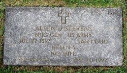 Helen S <I>Huber</I> Stevens