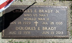 Charles E Brady, Jr (1929-1995...