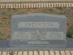 Fannie Maryjane <I>Sheridan</I> Anderson