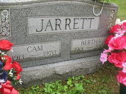 Bertha M <I>Sampson</I> Jarrett
