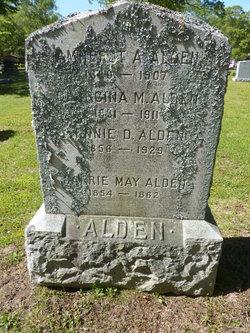Amherst A. Alden