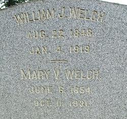 William J. Welch