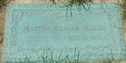 Martha Eleanore <I>Shields</I> Moore