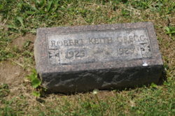 Robert Keith Gregg