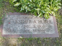 Esther Augusta Huber