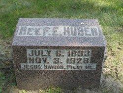 Rev Ferdinand E. Huber