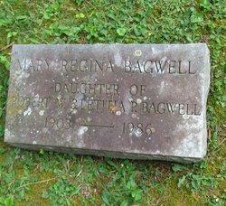 Mary Regina Bagwell