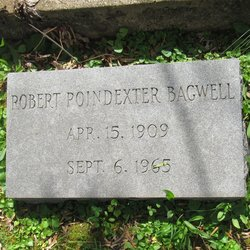 Robert Poindexter Bagwell