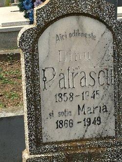 Maria Patrascu (1866-1949) - Find A Grave Memorial
