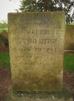 John Hagenbuch
