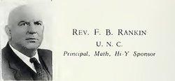 Rev Frank Bisaner Rankin