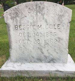 Bessie M. Cole