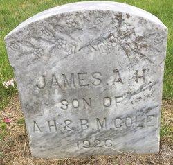 James A. H. Cole