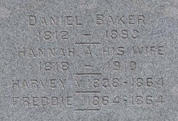 Hannah Angeline <I>Durand</I> Baker