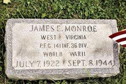 PFC James E Monroe