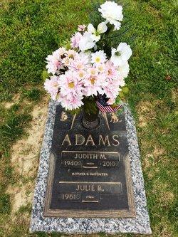 Judith Mae Adams