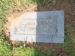 Beulah A Gibson