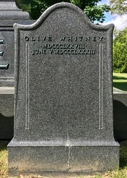 Olive Whitney