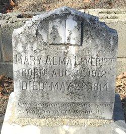 Mary Alma Leveritt