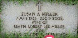 Susan Ann <I>Gilbert</I> Miller