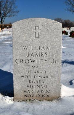 William James Crowley, Jr