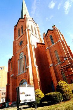 United Presbyterian Church Columbarium
