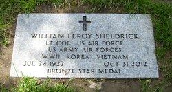 William Leroy Sheldrick