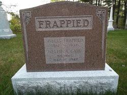 Nellie <I>Carr</I> Frappied
