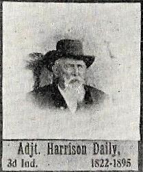 COL William Harrison Daily