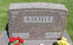 Alice Amelia <I>Hoover</I> Bartelt