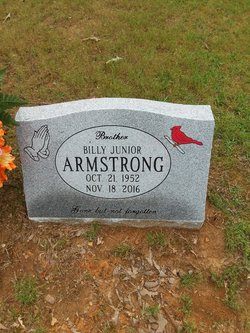Billy Junior Armstrong