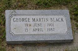 George Martin Black