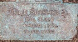 Orrie Steenland, Sr