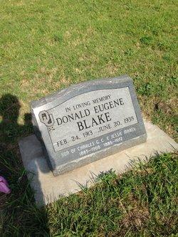 Donald Eugene Blake