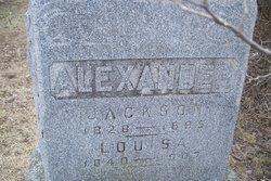 Louisa Isabelle <I>Wilson</I> Alexander