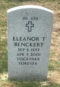 Eleanor T Benckert