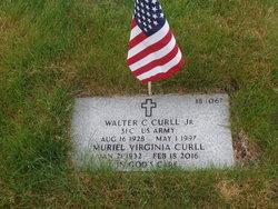 Walter C Curll, Jr