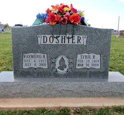 Sybil Ray <I>Smith</I> Doshier