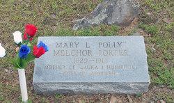 Mary L. Polly <I>Melchor</I> Porter