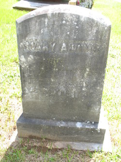 Mary G. <I>Burnham</I> Adams