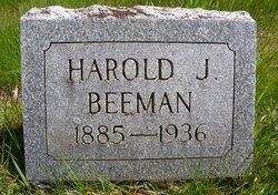 Harold John Beeman