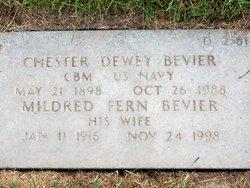 Chester Dewey Bevier