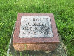 "Curtis E ""Corky"" Routt"