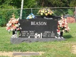 Jewell Deema <I>Lynch</I> Beason