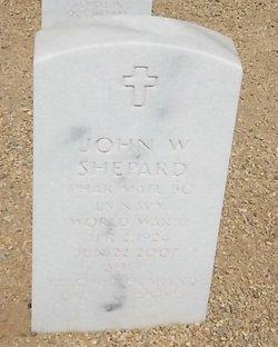 John Warren Shepard