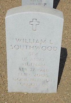 William Lee Southwood