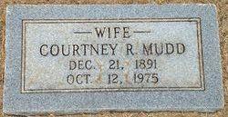 Courtney R Mudd